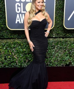 Mariah Carey in Dolce & Gabbana