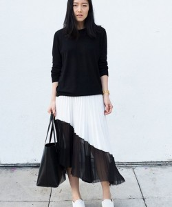 The Shopper Bag Trend Make All The Stylish Girls Are Shopping
