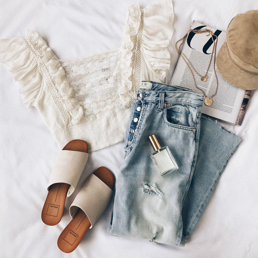 These Spring Outfit Ideas Will Help You Look More Stylish || Instagram @lulus