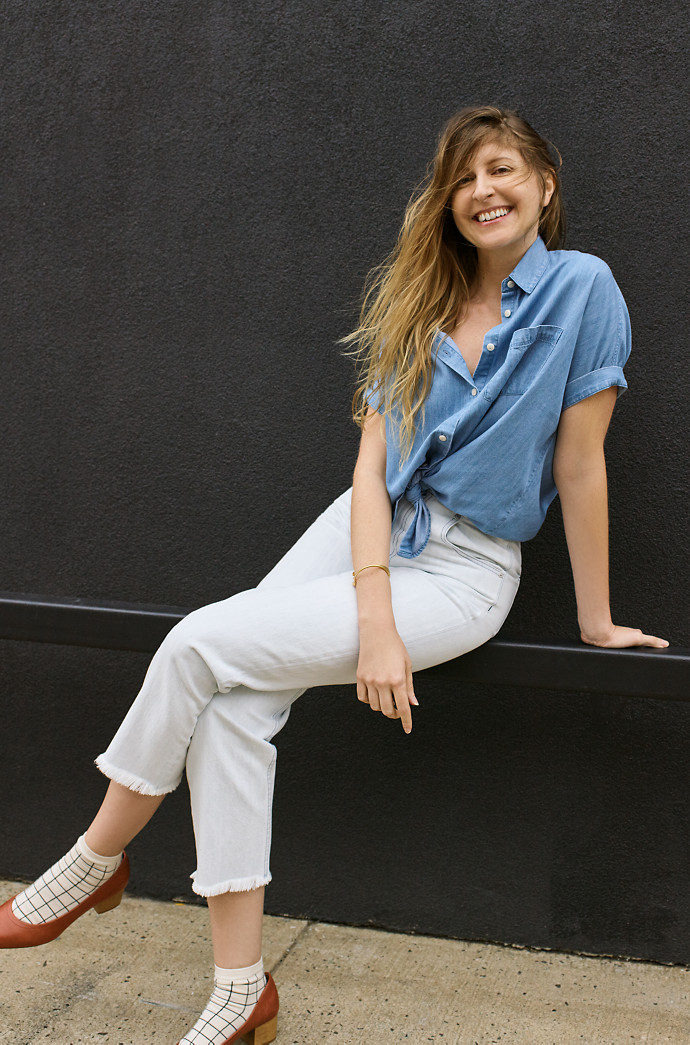 Denim Madewell