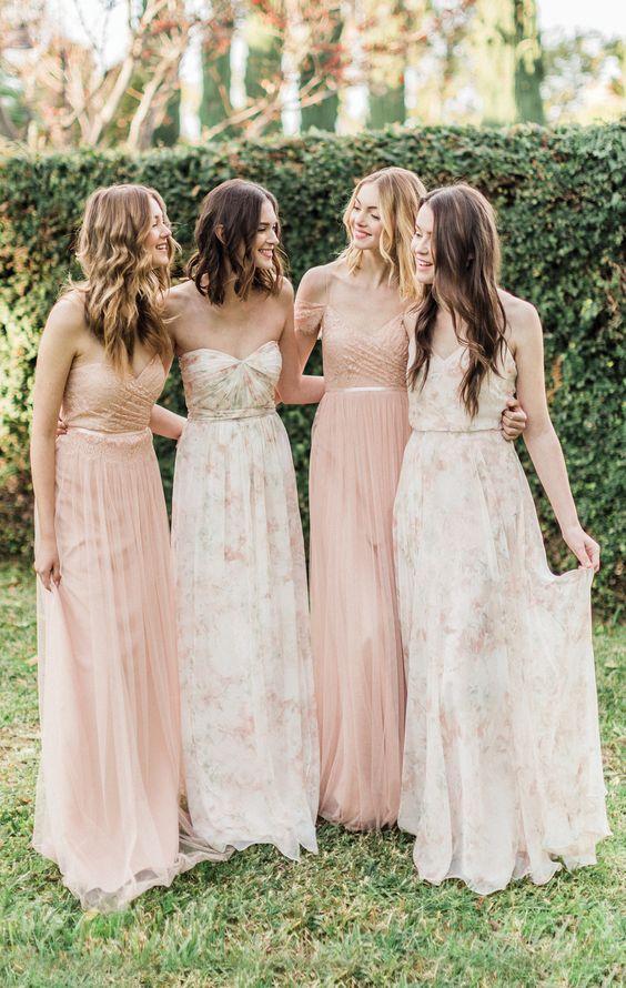 Bridesmaid Dresses Style