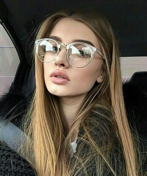 Transparent Eyeglasses