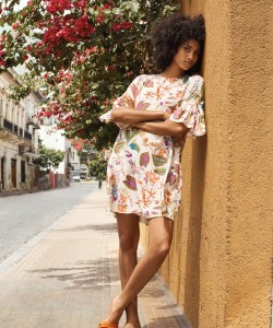 Imaan Hammam H&M's spring 2018 campaign