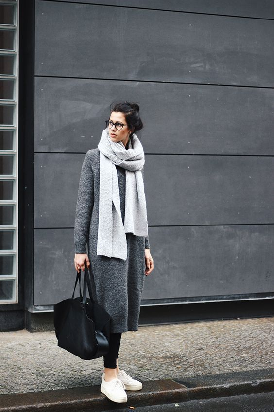 Long Coat casual outfits ideas