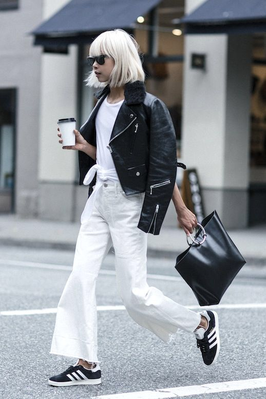 These Chic Pants Trend Are Gonna Replace Your Skinny Jeans For A Moment