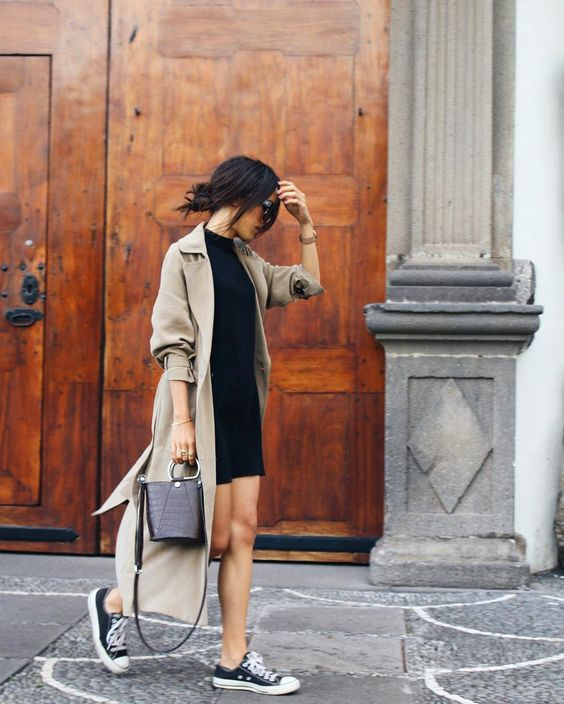 Trend Long Coat Style
