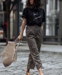 EMBRACE TRENDY ANIMAL PRINTS