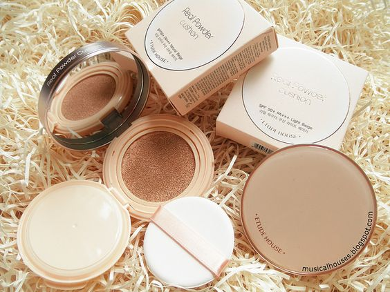 Etude House - Double Lasting Cushion SPF34 PA++