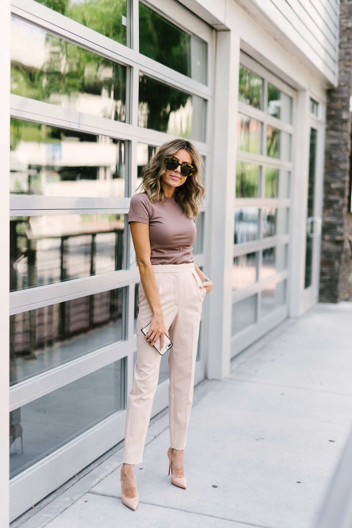 Trouser via Hello Fashion Blog