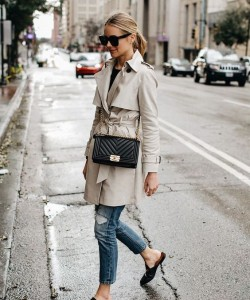 Upgrade Your Style Fall Trend With Trench Coat Outfit