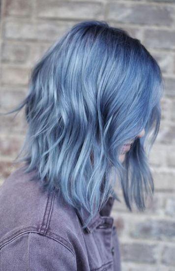 Blue Pastel