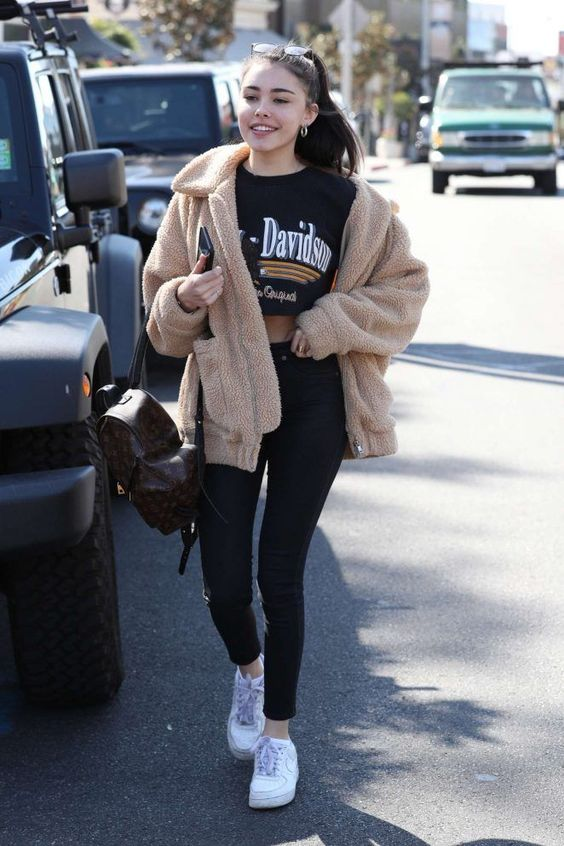 Madison Beer Shopping auf dem Sunset Strip in LA