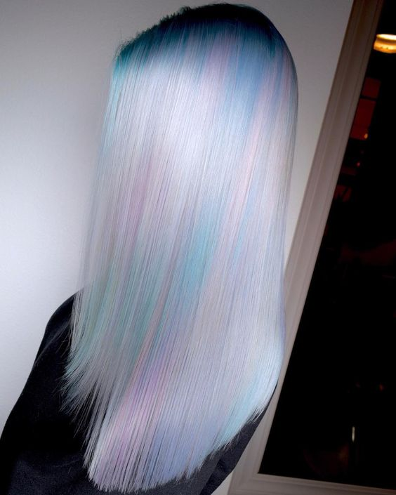Pastel Hair Colors ideas