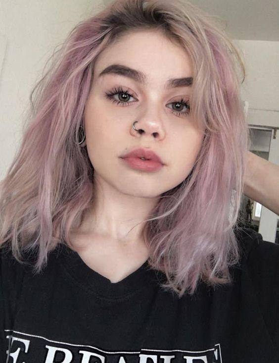 Purple Pastel