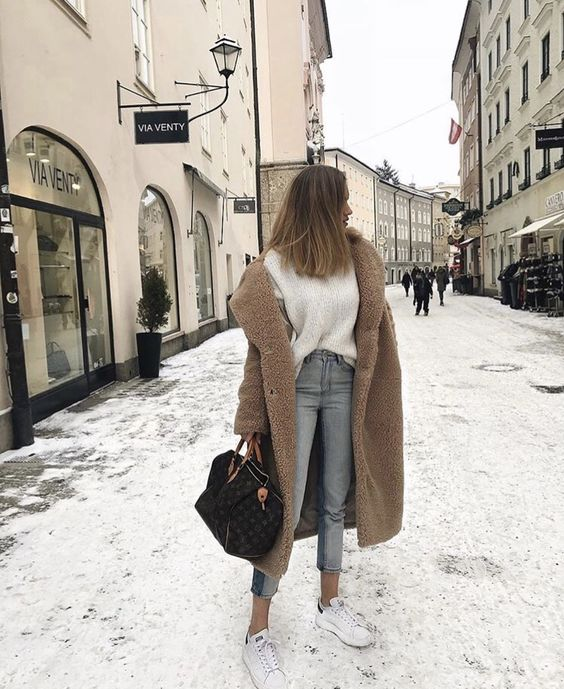 trend outfit for winter