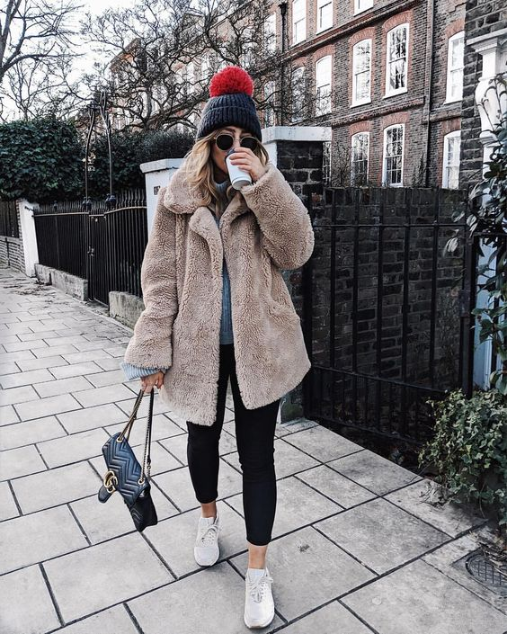 winter outfit jacket