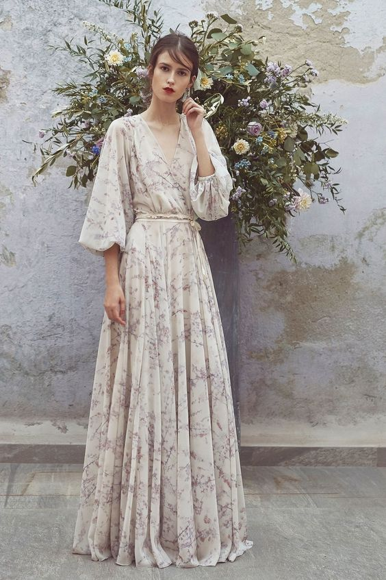 Trend Fashion 2019 Winter Maxi Dress