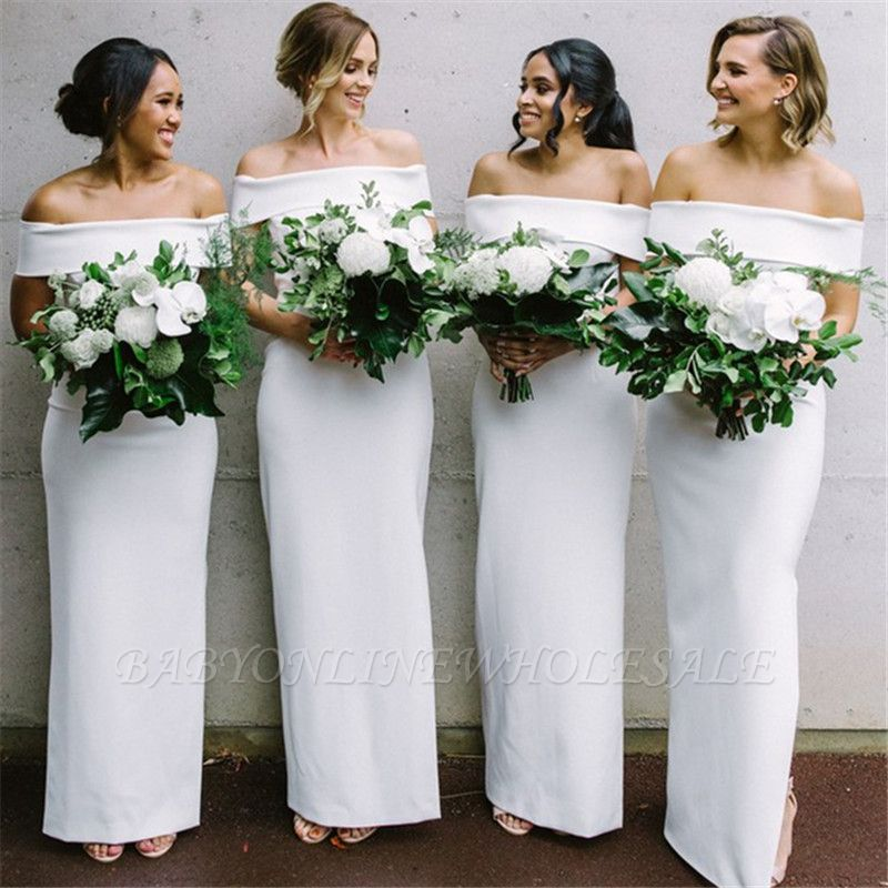 Dreamy Bridesmaid Dresses in Every Possible Shade