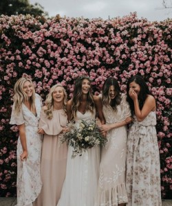 These Are the Best Bridesmaid Dresses Style for Spring