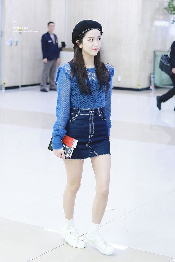 JISOO Korean Fashion
