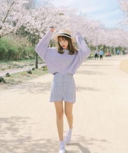 Korean Fashion Casual Spring