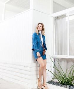 Los Angeles fashion blog.