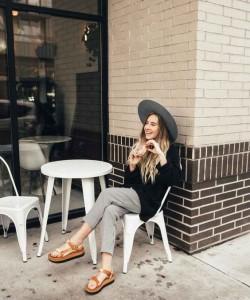 Sam Landreth, Fashion Blogger