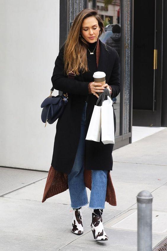 Jessica Alba's latest look