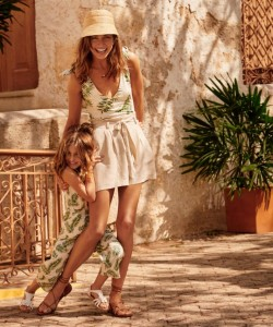 Matching Style Mom-Daughter Summer 2019 From H&M
