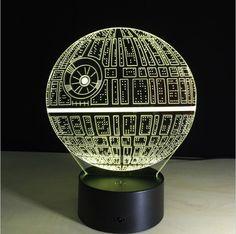 Disney - Star Wars Stormtrooper Multi-Colour LED Night Light