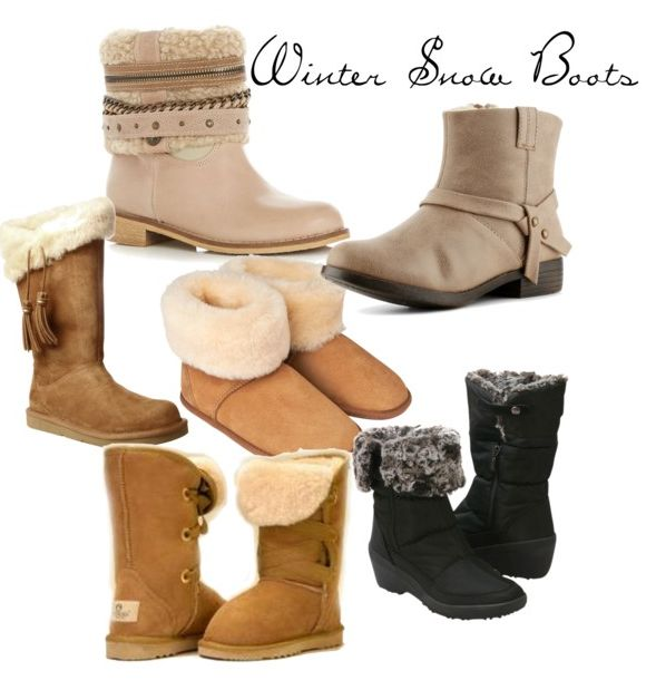 2013 Winter Snow Boots