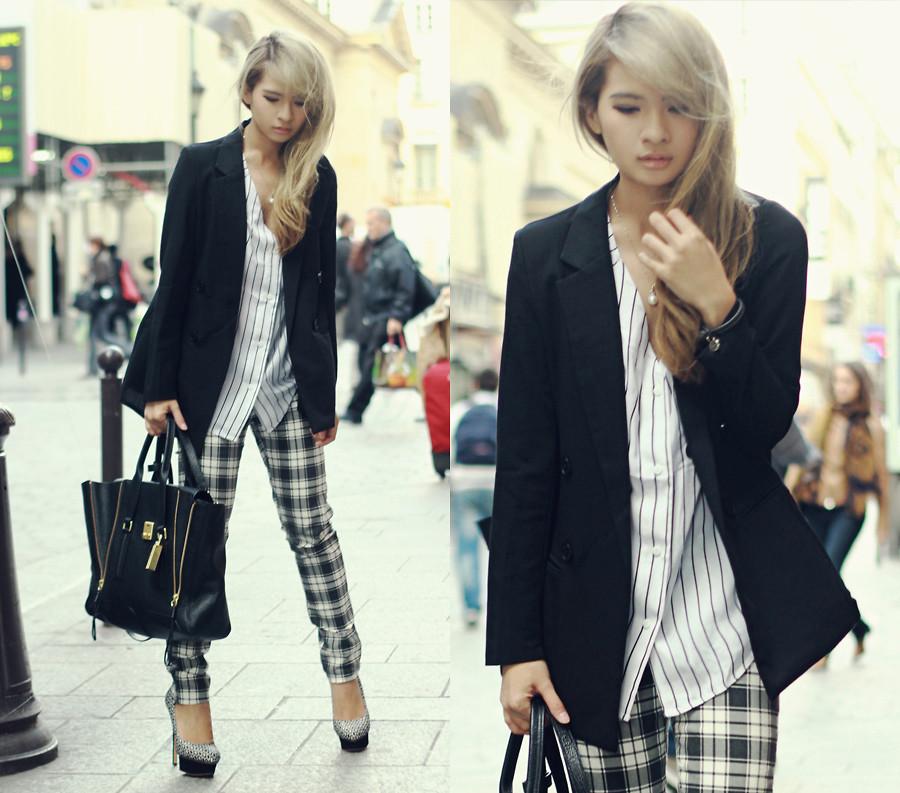 Anastasia Siantar Fashion Blogger