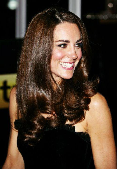 Kate Middleton New hair Style