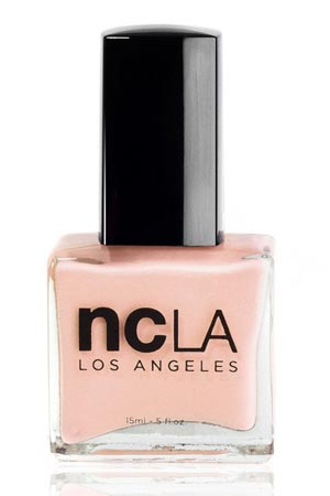 NCLA Nail Lacquer in Don't Call Me Peachy