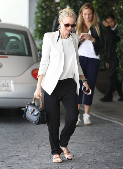 Naomi Watts - Celebrities with White Blazer