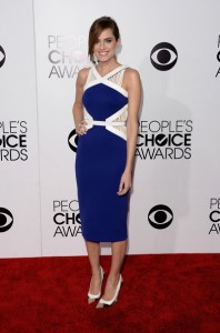 Allison Williams At People's Choice Awards 2014
