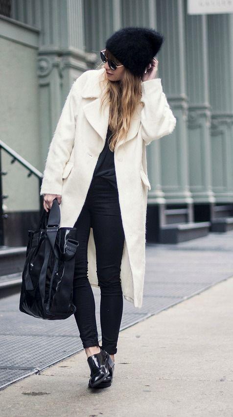 Cute Coat Dress For Fall fashion