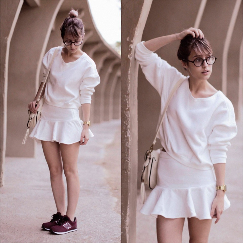 Cute Outfit With Running Shoes