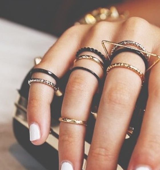 Free People Stacking Rings