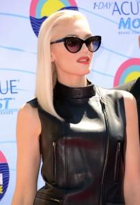 Gwen Stefani Cateye Sunglasses