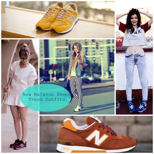 New Balance Shoes Trend Outfit