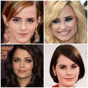 Perfect Celebrities False Eyelashes Make-Up