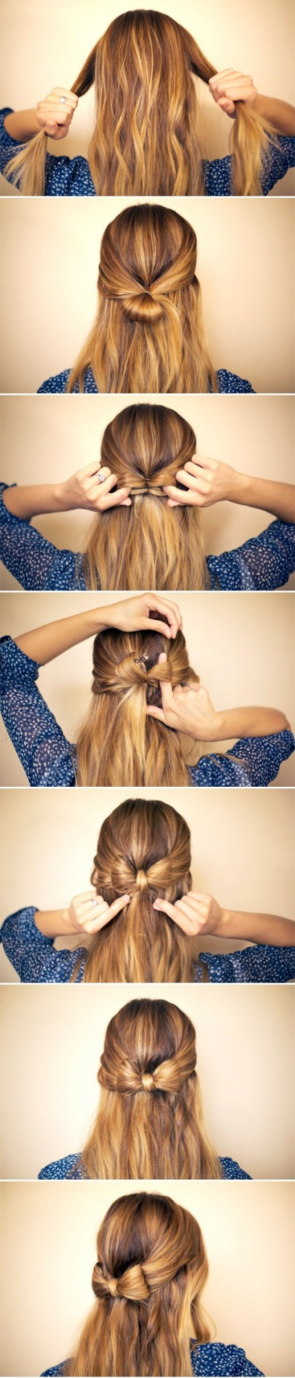 Perfect Hair Style for summer