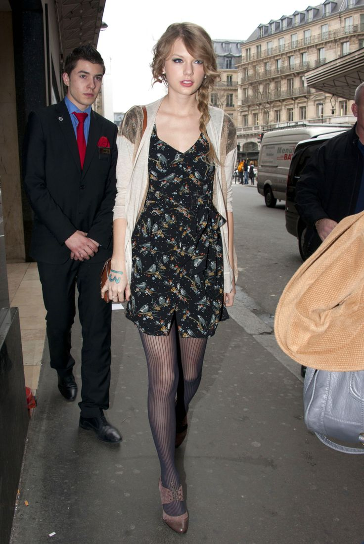 Taylor Swift Dress Fashion