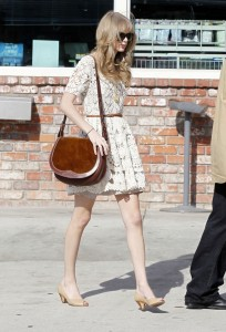 Taylor Swift Lace Dress