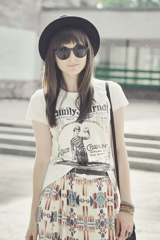 Tee Fashion Outfit