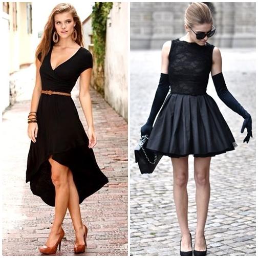 Trend 2014 Black dresses