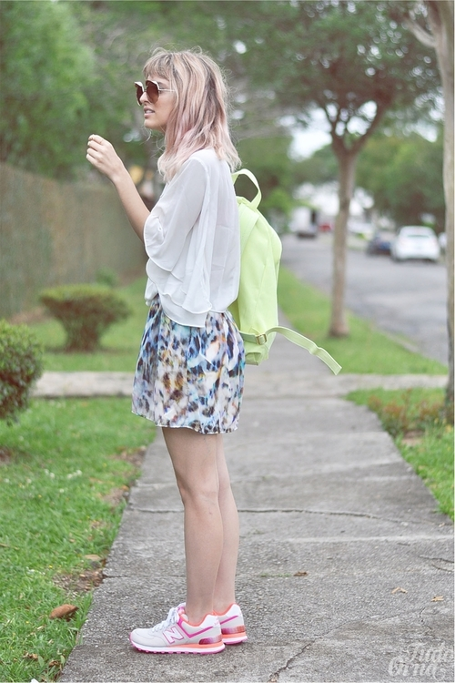 Trend New Balance Summer Outfit