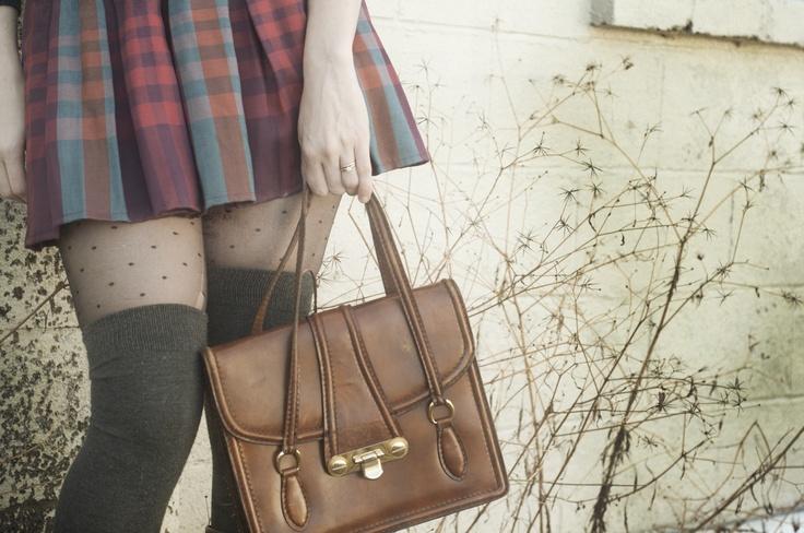 Vintage Bag For Fashion