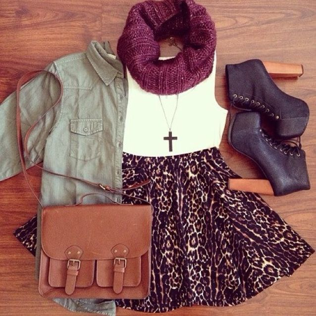 Vintage Fall Outfit